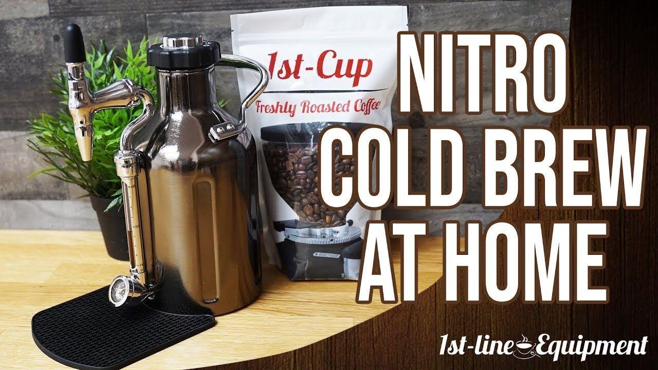 41+ Ukeg nitro cold brew coffee maker review ideas