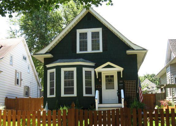 Superb House · Dark Green ... Ideas