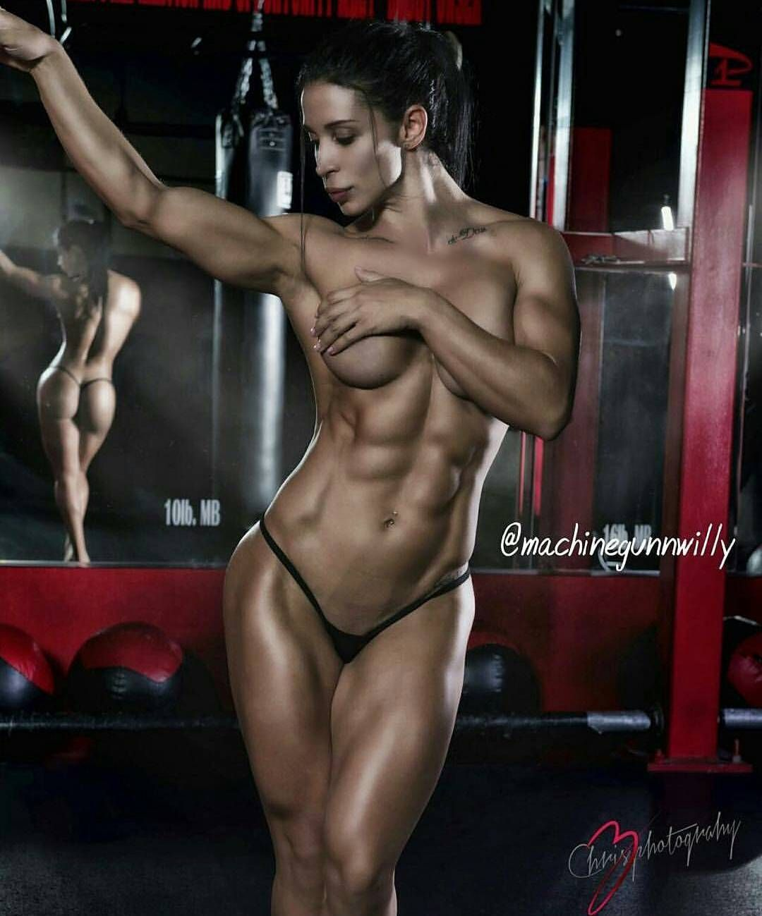 Ana Cozar Nude pin on naked fitness