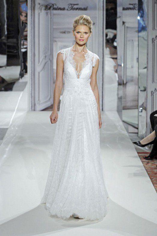 Платья свадебные от пнины