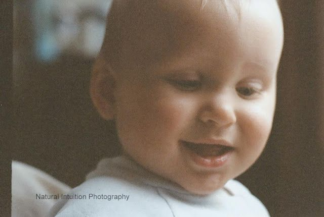 Nephew shot in Film - LOVE! - Natural Intuition Photography