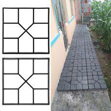 Driveway Paving Brick Patio Concrete Slab Path Garden Walk Maker Mould UK SELLER is part of Front garden Paving -