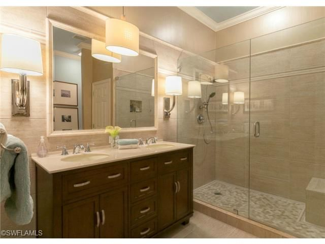 Another Great Shot Of This Condo Bathroom Renovation Love This - Bathroom renovations naples fl