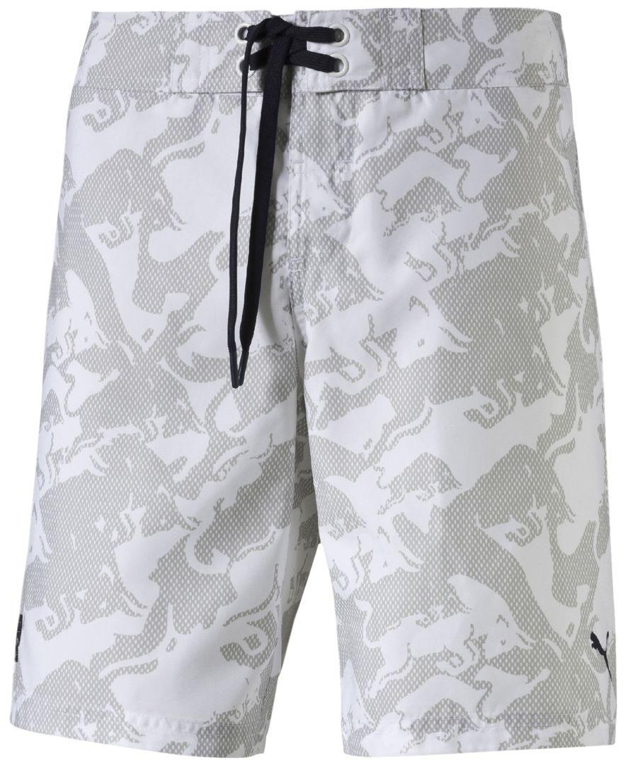 Puma Men S Red Bull Board Shorts Shorts Men Macy S Puma Mens Board Shorts Mens Shorts [ 1080 x 884 Pixel ]