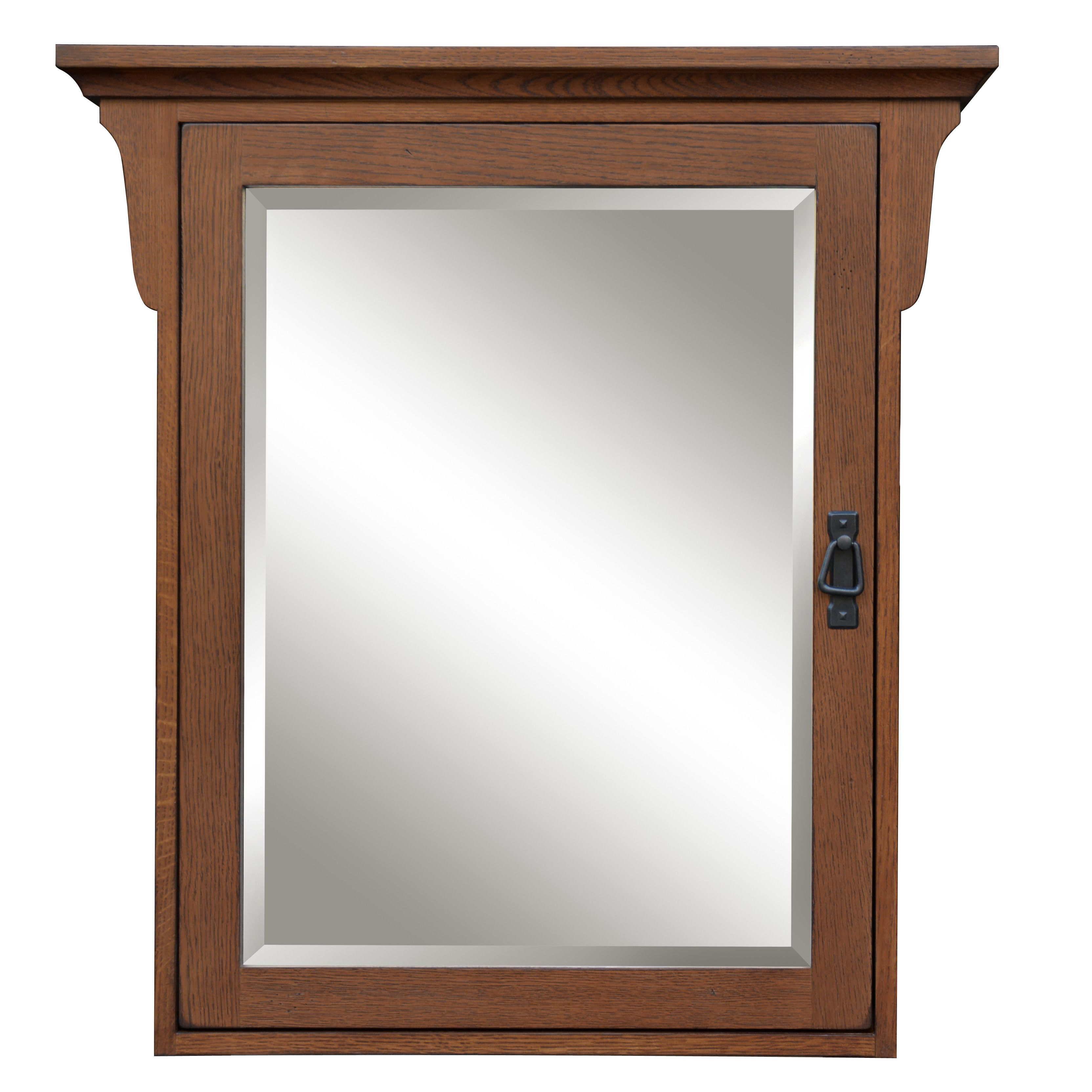 Taryn 20 X 24 Surface Mount Framed Medicine Cabinet With 1