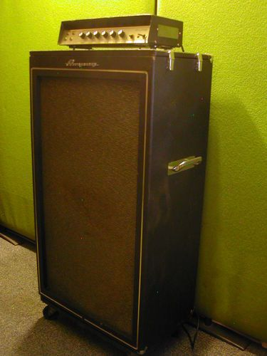 Ampeg amp b15 vintage bass