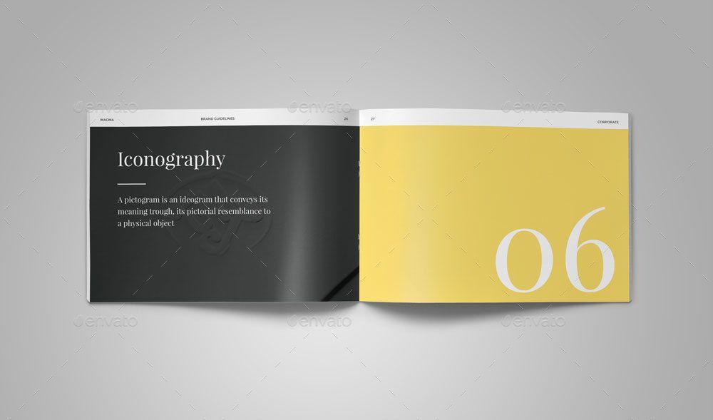 Brand Manual Landscape #Ad #Brand, #ad, #Manual, #Landscape