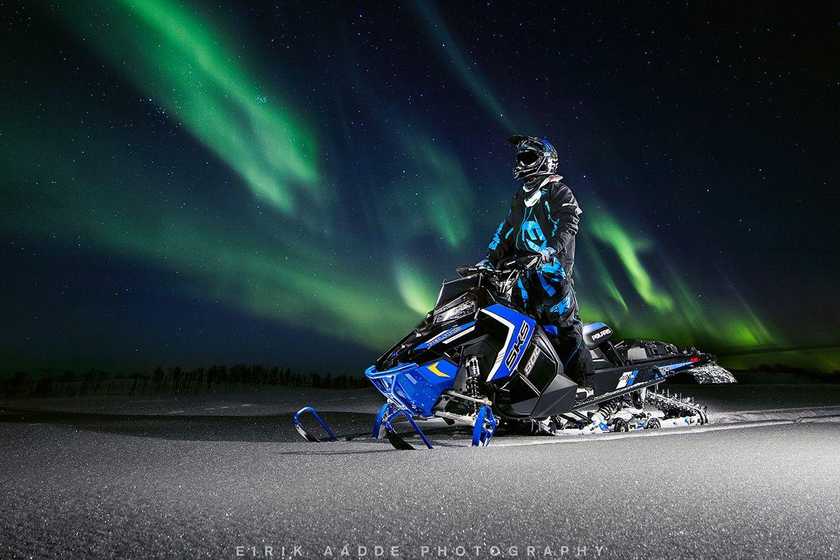 Aurora Polaris on Behance Snowmobile, Polaris snowmobile