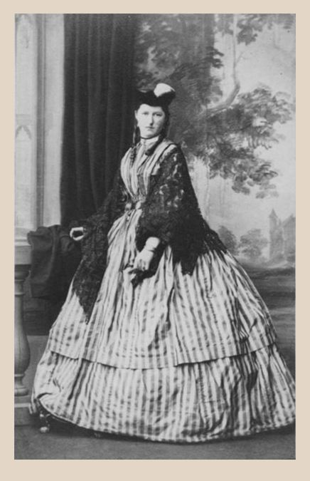 1860 (30 October) Augusta Anna Plunkett daughter of Lady Louth | Grand Ladies | gogm