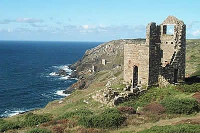 Cornwall AONB - Where to Walk - Walking Britain, a resource for walks, walkers and walking.
