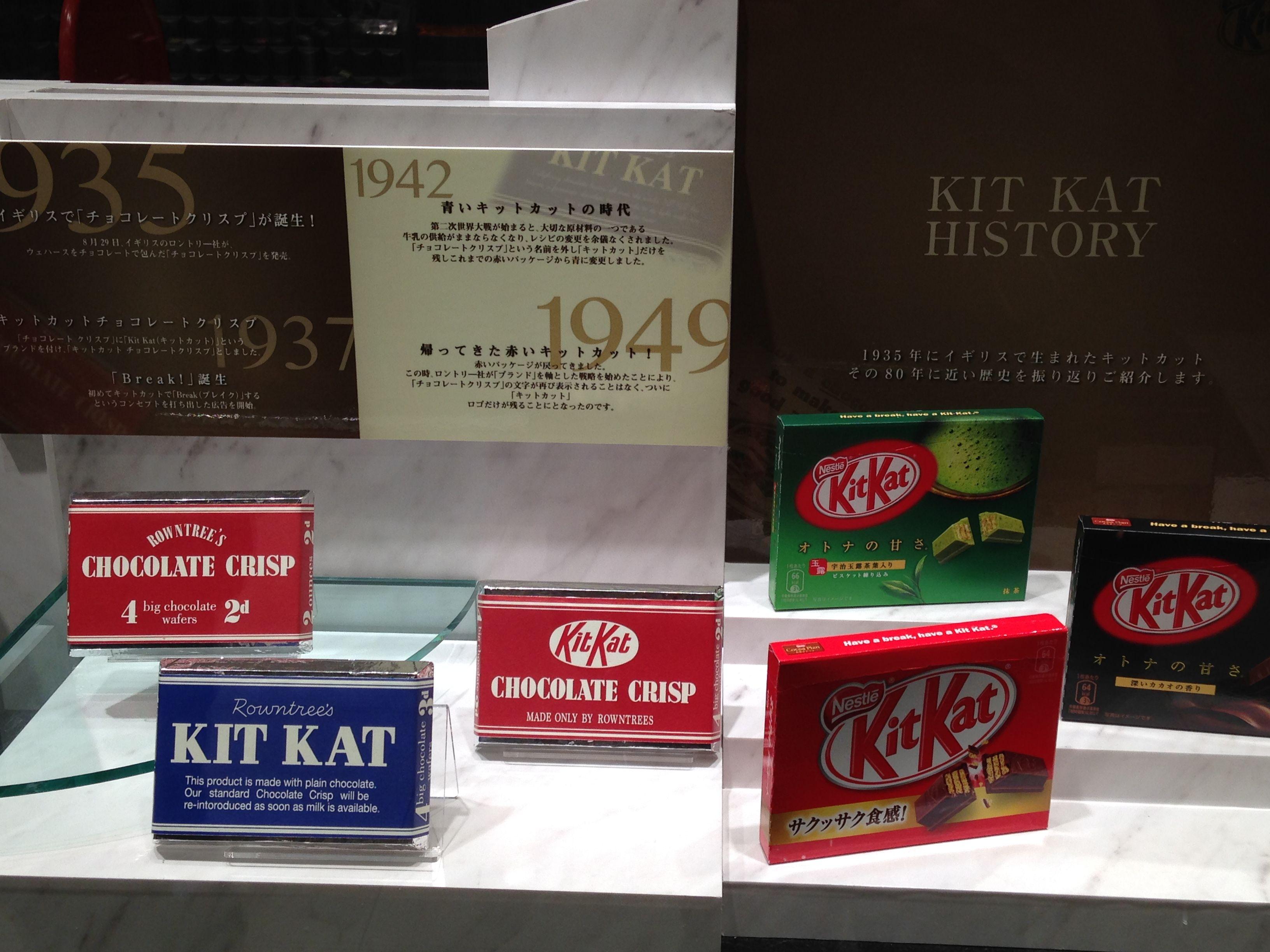 recipe: kitkat history [19]