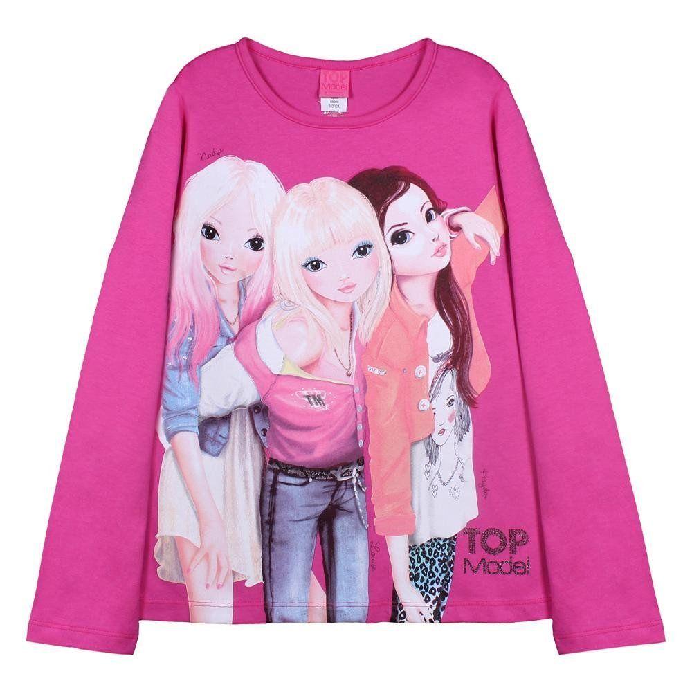 Top Model Mädchen Shirt