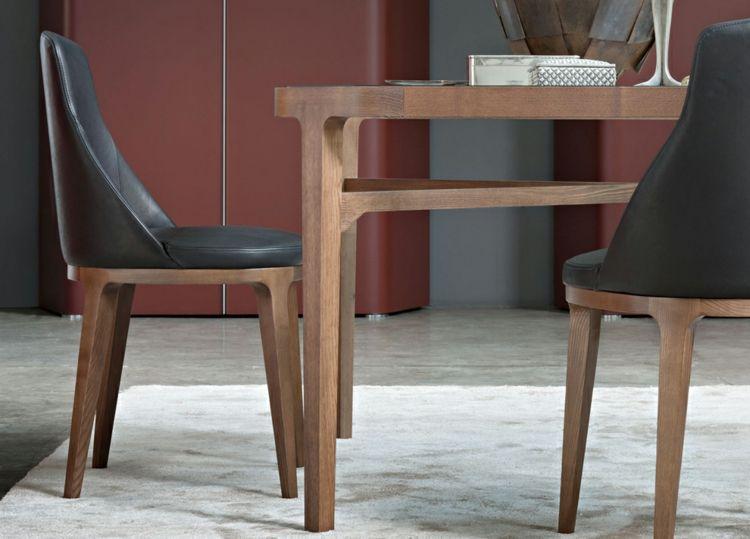 Esstisch und Stühle kombinieren – 29 Esszimmer Möbel Sets #esstisch ...