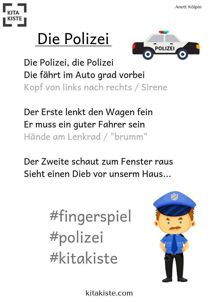 Lied Polizei