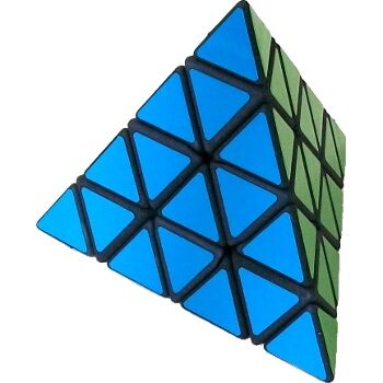 Master Pyraminx by Shapeways | Mechanical Puzzles | Cube, Puzzle