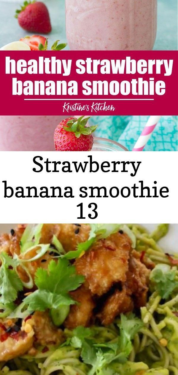 Strawberry banana smoothie 13 #healthystrawberrybananasmoothie Easy and healthy strawberry banana smoothie! Sweet and creamy, with fresh strawberry banana flavor. This strawberry banana smoothie recipe can be made with milk, dairy free or high protein. It's a great breakfast for kids and adults! #smoothies #smoothierecipes Air fried peanut butter tofu with crisp caramelized edges and soft center over tropical soba noodles coated in a citrusy mango avocado sauce #tofu #buddhabowl #noodles #plantb #healthystrawberrybananasmoothie