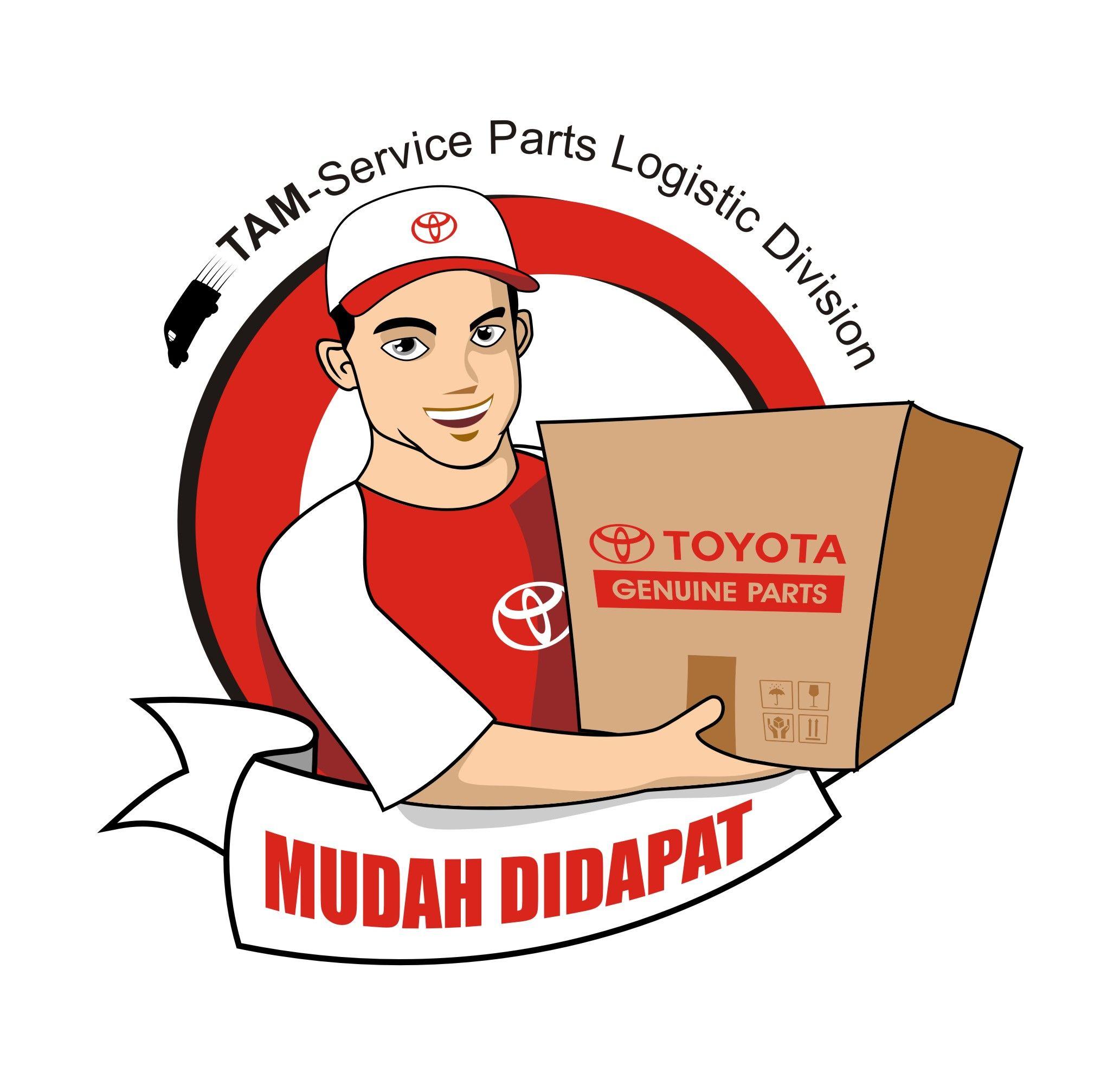 Logo Brand Untuk Toyota Astra Motor (perusahaan otomatif