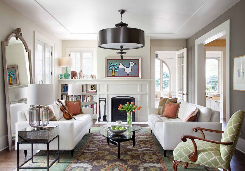 How to Make Traditional Decor Feel Fresh | Traditional decor ...
