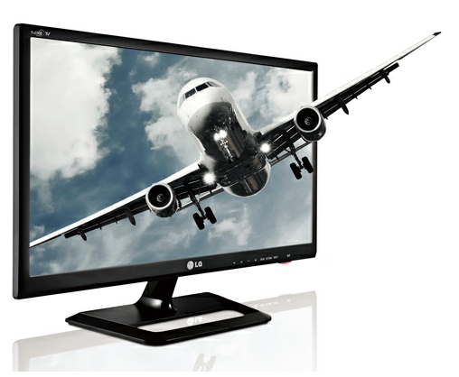 Lg Dm2752 Y M2752 Televisor Y Monitor En 24 Pulgadas Monitor Pc Monitor 3d Tvs