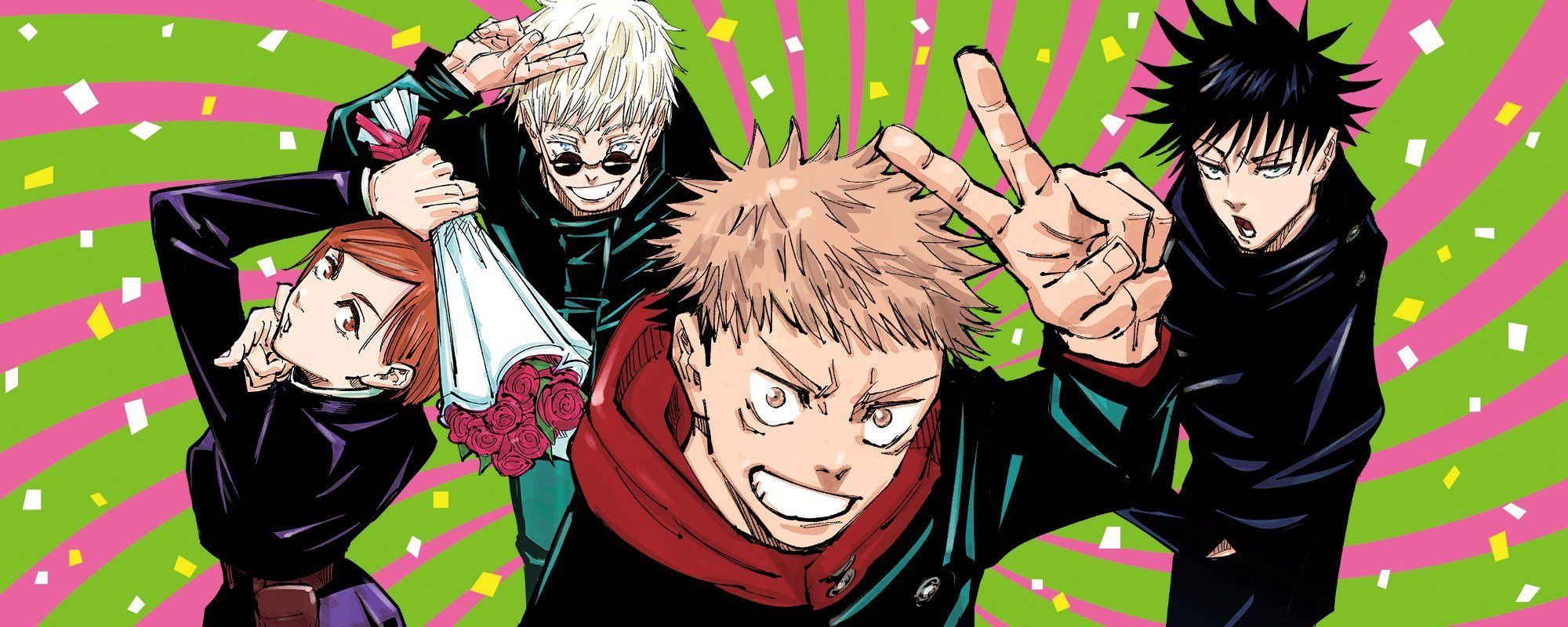 Gabs ツ jjk szn on twitter jujutsu anime latest anime