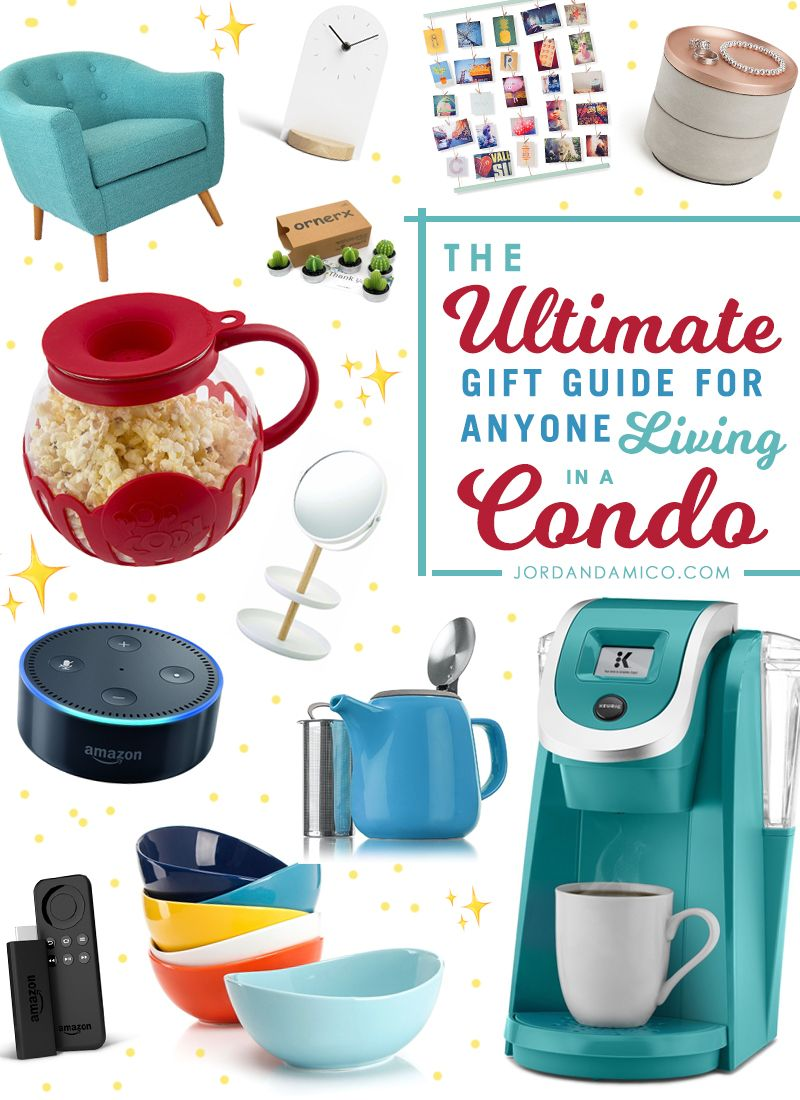 The ultimate gift guide for anyone living in a condo