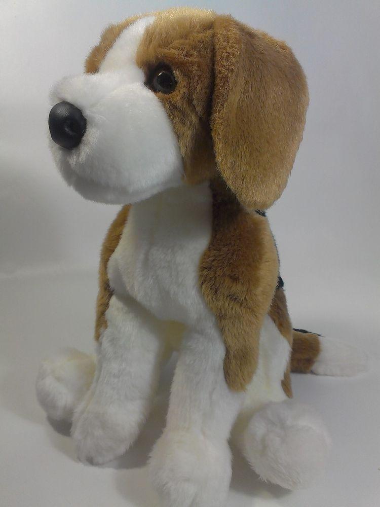 Douglas Beagle Plush Puppy Dog Cuddle Toy Stuffed Animal 12