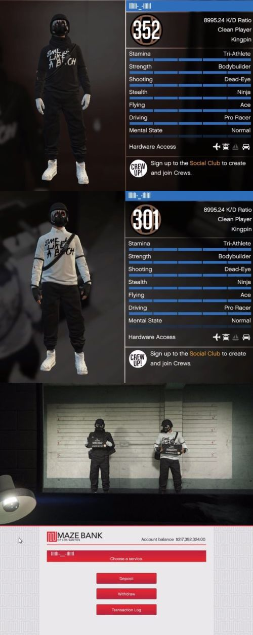 Strategy Guides and Cheats 156595: Gta V Modded Account Ps4