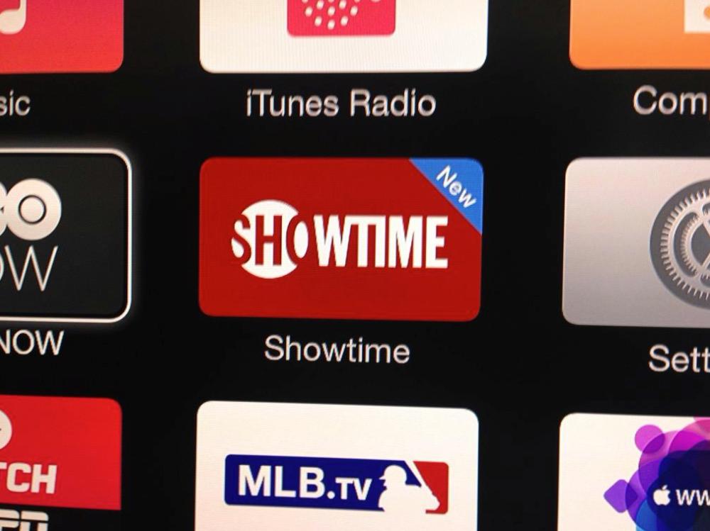A Showtime is elérhető lett az Apple TVn (With images