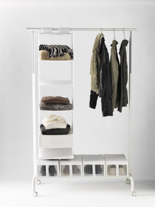 Rigga Clothes Rack Ikea