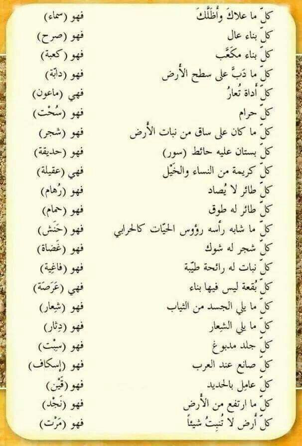 Pin By Marwa Yehia On اللغة العربية Learn Arabic Language Arabic Language Learning Arabic