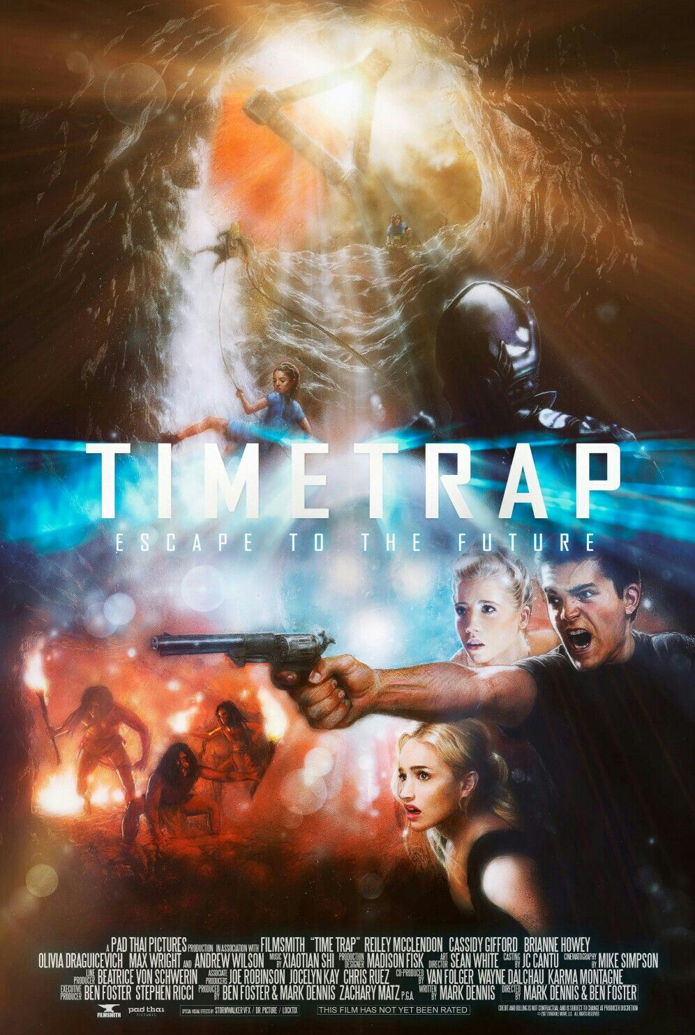 Time Trap, Escape To The Future Film, Volledige films
