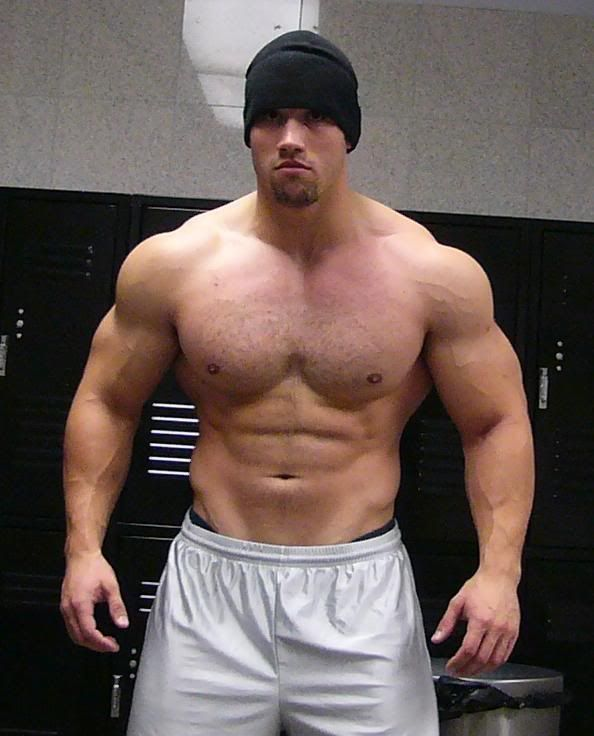 Like muscles big girls do The 10