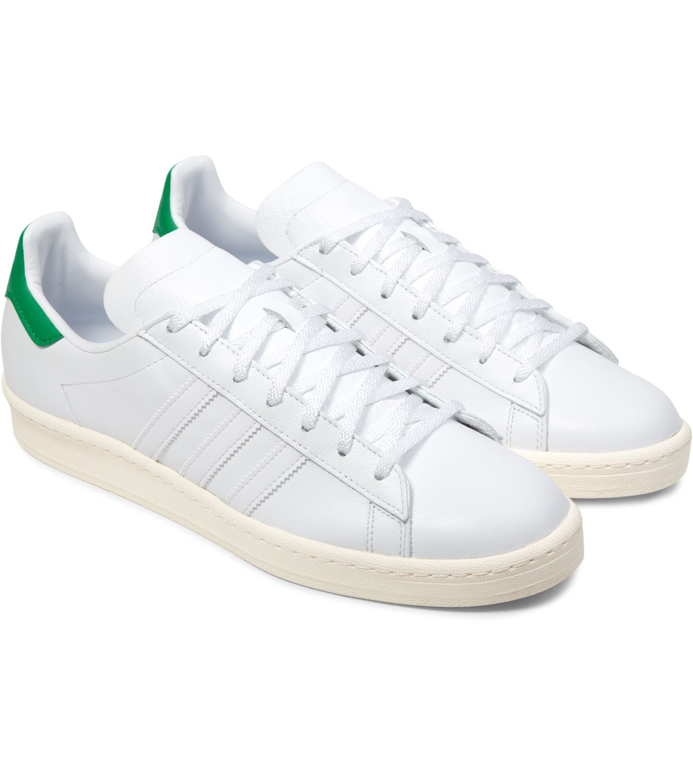 adidas Originals adidas Originals x NIGO White Green Cream White Campus 80s  Shoes 698df8586
