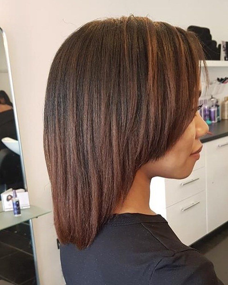 """Elite Hair Lounge posted on their Instagram profile: """"Ombré on natural hair #…"""