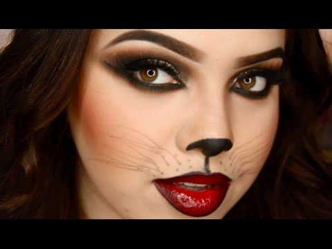 Complete List of Halloween Makeup Ideas (60+ Images)   Cat ...