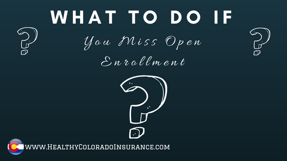 Missed Your Medicare Open Enrollment Period With Images Open