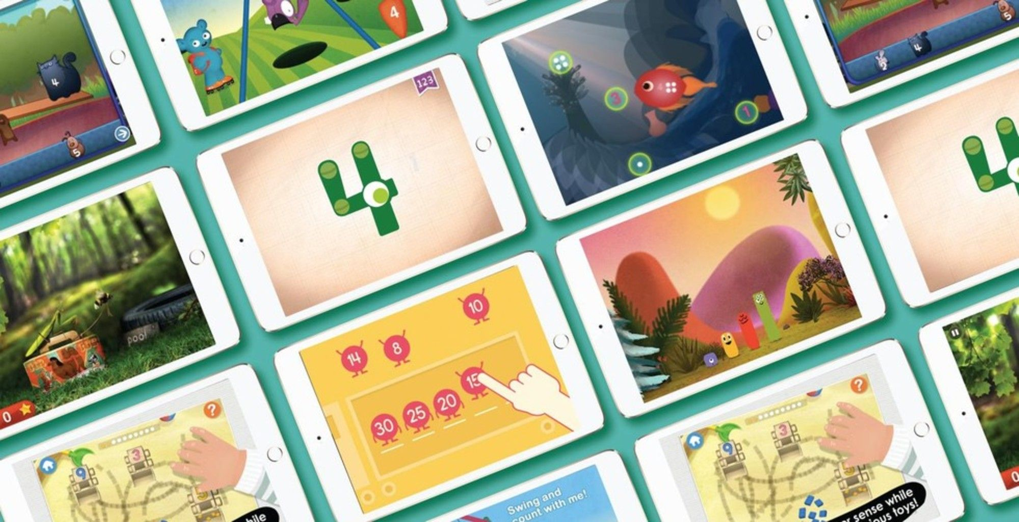 8 Apps That Will Actually Teach Your Preschooler Basic