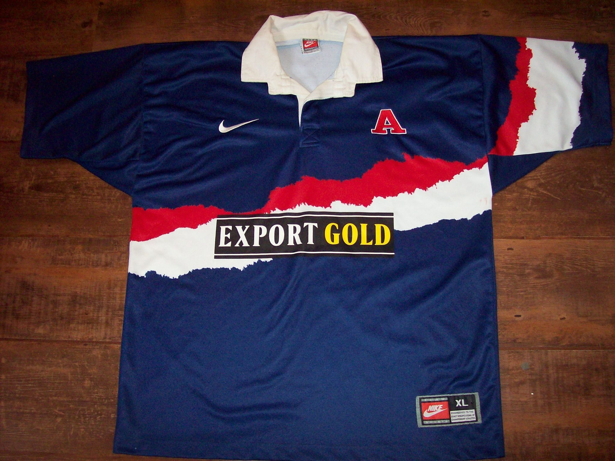 Classic Rugby Shirts 1997 Auckland Vintage Old Jerseys Classic Rugby Shirts Rugby Union Rugby Shirt