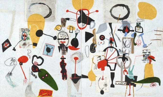 Ausstellung Pontus Carle Nacht Galerie Born Berlin