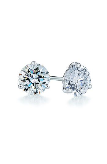 Kwiat 0.75ct tw Diamond & Platinum Stud Earrings available at #Nordstrom
