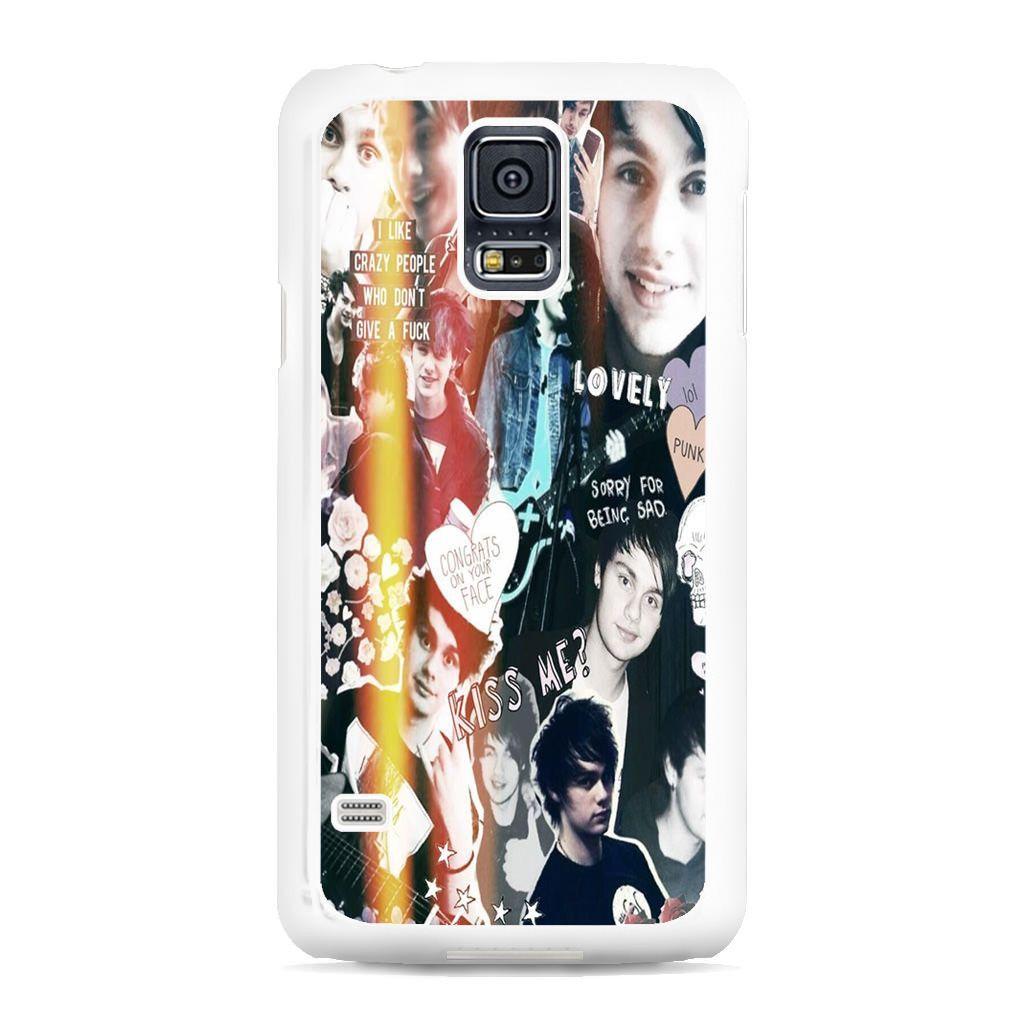 Michael Clifford collage Samsung Galaxy S5 Case