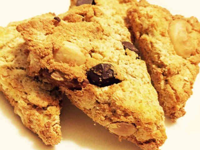 糖質制限◆大豆粉&生おからのスコーンの画像
