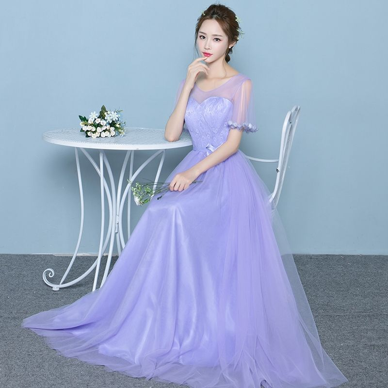 Free Shipping  Buy Best floor length formal dress gown 2016 new ... d76fd733116f