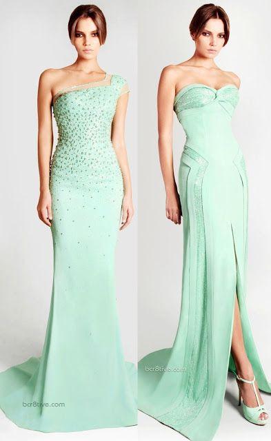 vestido+de+festa+verde+claro.jpg (393×640)