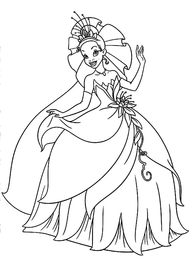 young Princess coloring pages - Google Search | Coloring pages ...