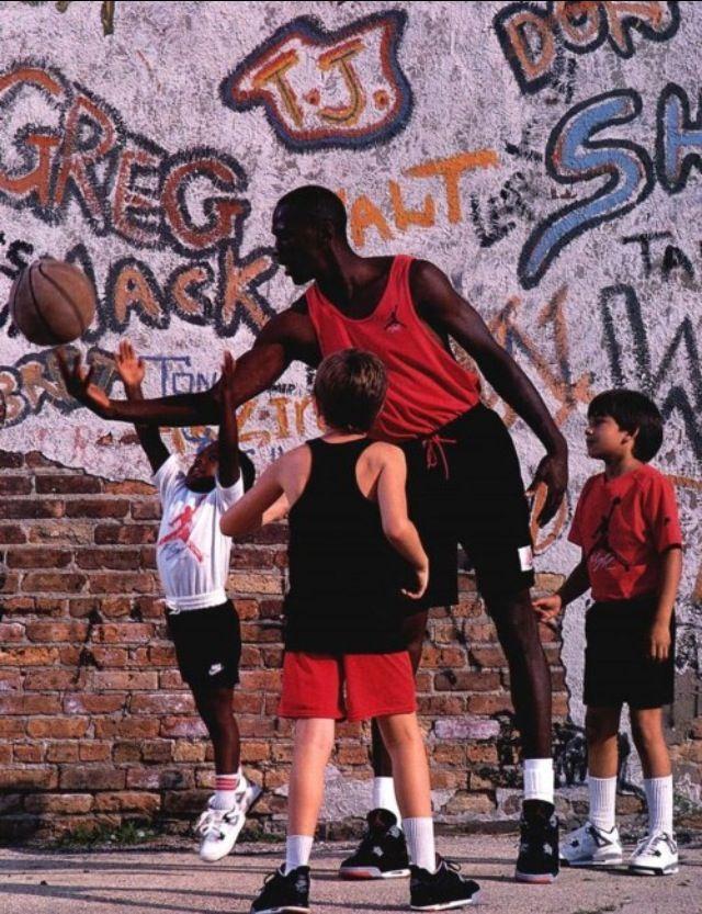 Nike Commercial 1989 For The Air Jordan IV