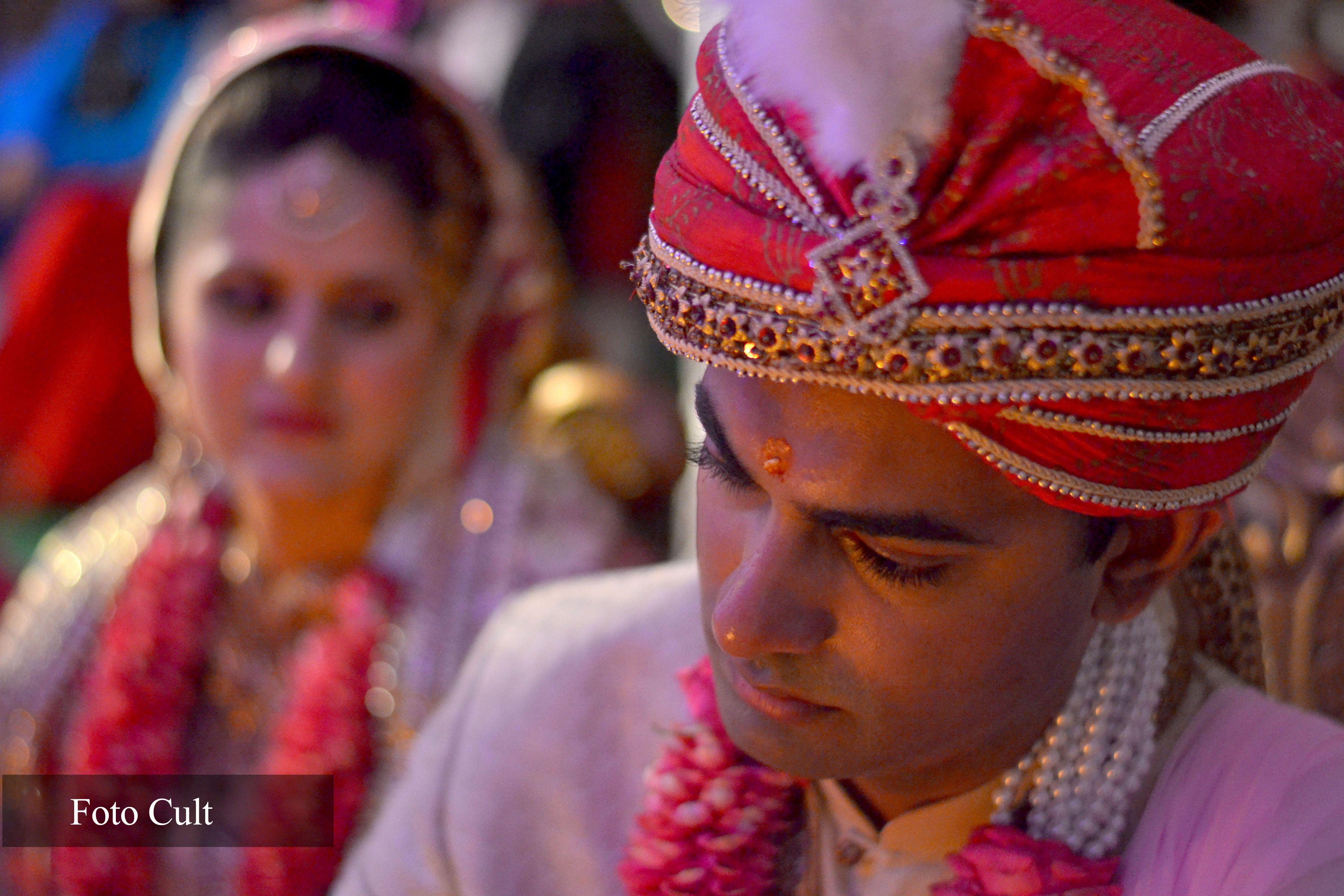 Feras in Indian wedding. Candid Wedding photography.
