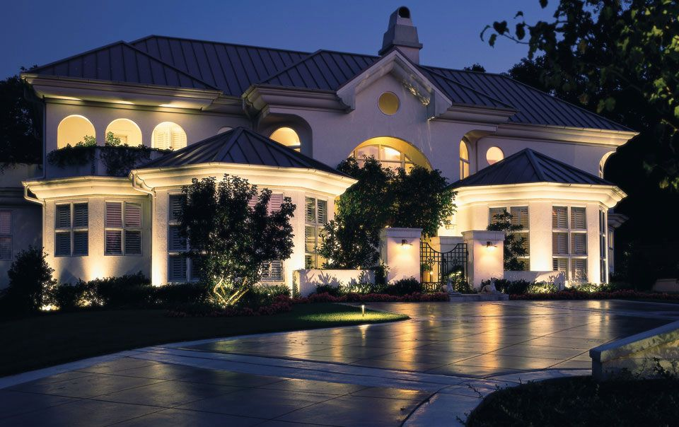 Outdoor Security Lighting Images