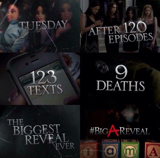 7 DAYS!!!!! Big A Reveal!!!!
