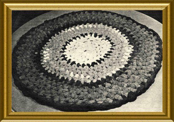 Teppich Muster Machen Einen Teppich Mit Alten Socken